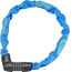 ABUS Tresor 1385 Cykellås blå